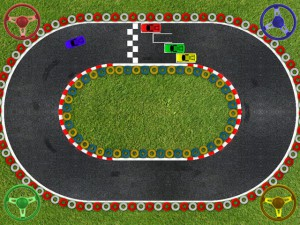 Interactive Car Game