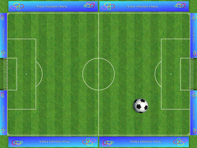 Interactive Soccer Game